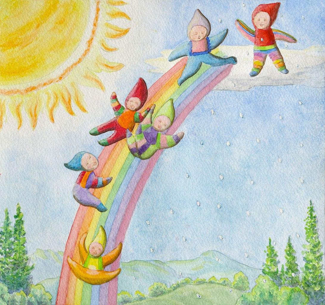 Top of the rainbow